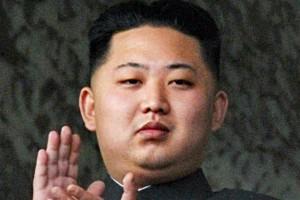 Kim Jong Un at a recent parade